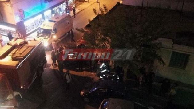 Καραμπόλα 4 αυτοκινήτων με 2 τραυματίες στην Πάτρα