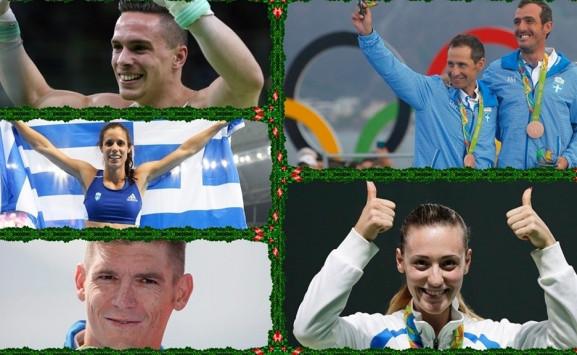 Οι ευχές των Ελλήνων πρωταθλητών!