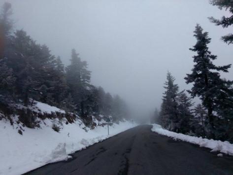 Καιρός: Βροχές και χιόνια τη δεύτερη ημέρα των Χριστουγέννων! Αναλυτική πρόγνωση
