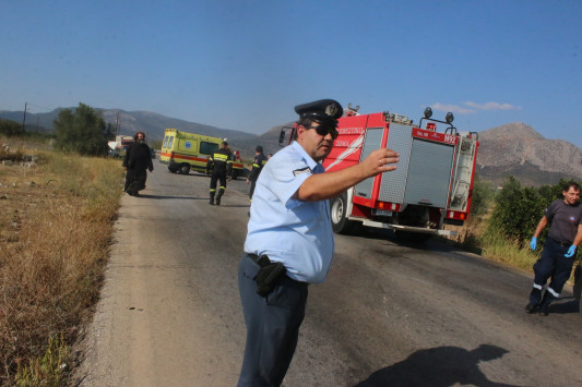 Κρήτη: Φρίκη στην εθνική οδό - Χτύπησε, σκότωσε και εγκατέλειψε πεζό!
