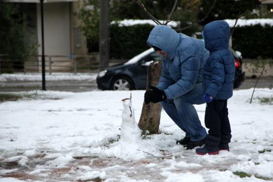 Καιρός: Δείτε που θα χιονίσει σήμερα