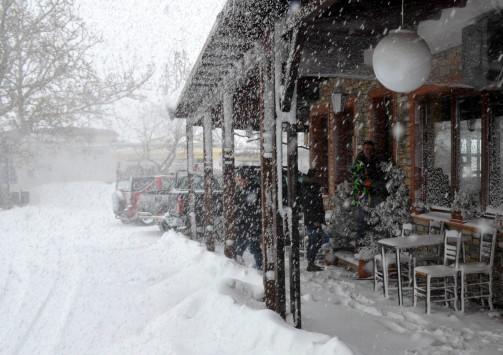 Καιρός: Σφοδρή κακοκαιρία από την Πέμπτη! Χιόνια και πολικές θερμοκρασίες