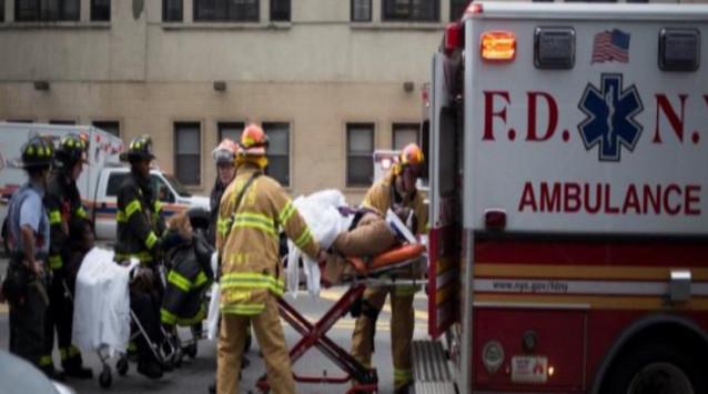 Εκτροχιασμός τραίνου στη Νέα Υόρκη! Δεκάδες τραυματίες - Συγκλονιστικές εικόνες