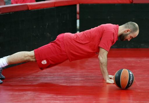 Ολυμπιακός - Παναθηναϊκός: Με Σπανούλη στο ντέρμπι οι `ερυθρόλευκοι`!
