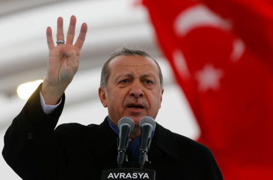 Ερντογάν: Τουρκική υπηκοότητα σε Σύρους και Ιρακινούς πρόσφυγες!