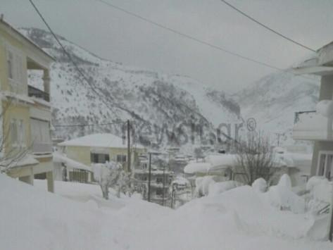 Καιρός - LIVE: Αποκλεισμένα περισσότερα από 20 χωριά της Εύβοιας! Χωρίς νερό πολλές περιοχές της Θεσσαλονίκης