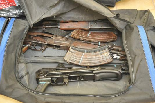 """Αποκαλύψεις για τα όπλα στη γιάφκα της Ρούπα – Βρέθηκε και το """"εξοχικό"""" της στον Ωρωπό"""