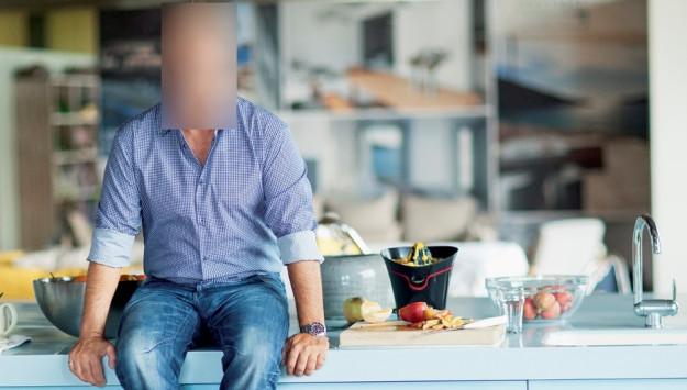Πασίγνωστος παρουσιαστής: «Όταν δεν είχα λεφτά, έτρωγα πολλές φορές μέσα στα σούπερμαρκετ»