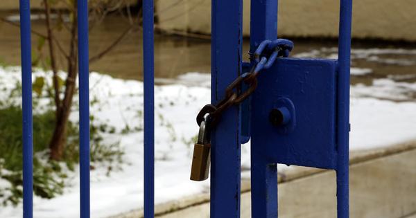 Κλειστά σχολεία: Που δεν θα λειτουργήσουν λόγω καιρού