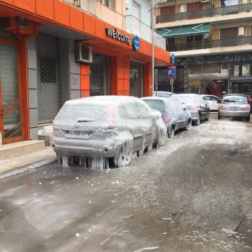 Καιρός: Η φωτογραφία από τη Θεσσαλονίκη που σαρώνει το διαδίκτυο [pics]