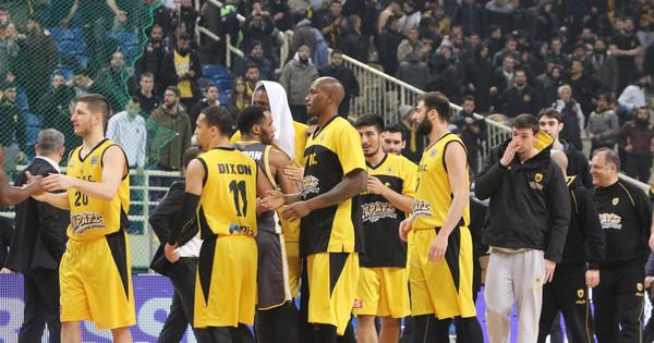AEΚ: Προκρίθηκε στα νοκ άουτ του Basketball Champions League