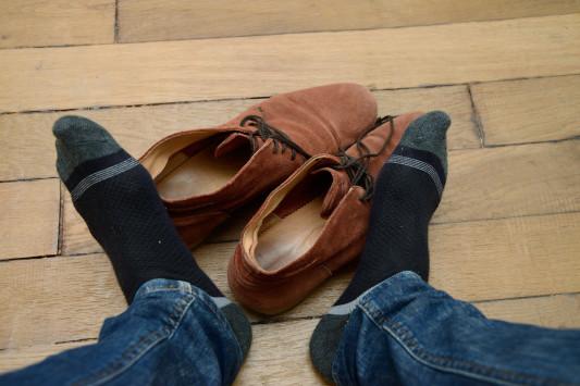 Το σπιτικό κόλπο για να μην μυρίζουν τα παπούτσια! [vid]
