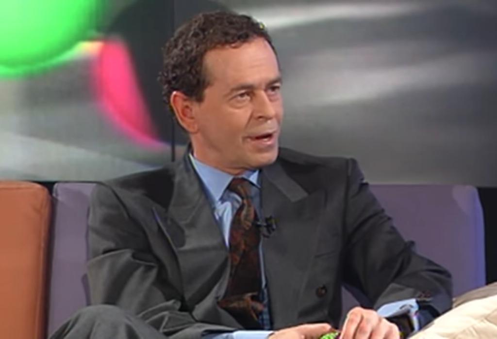 Ο Αλέξης Μάρδας σε παλαιότερη συνέντευξή του / Φωτογραφία από YouTube