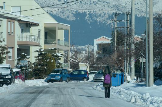 Καιρός: Καταιγίδες, χιόνια και παγετός το Σάββατο