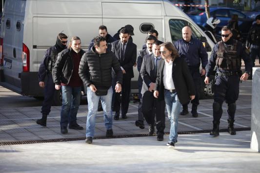 Οχι στην έκδοση των 4 Τούρκων αξιωματικών είπε και σήμερα ο εισαγγελέας