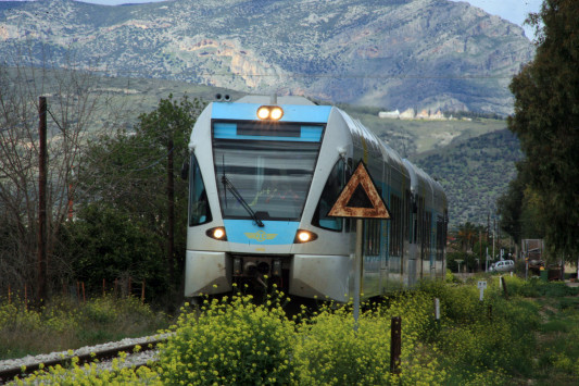 ΤΡΑΙΝΟΣΕ: Ιταλικές επενδύσεις 500 εκατ. ευρώ! `Όπλο` το Αθήνα - Θεσσαλονίκη