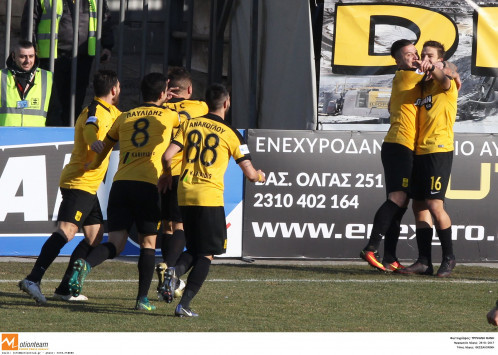 Stoiximan.gr Football League: Ο Άρης πήρε το ντέρμπι