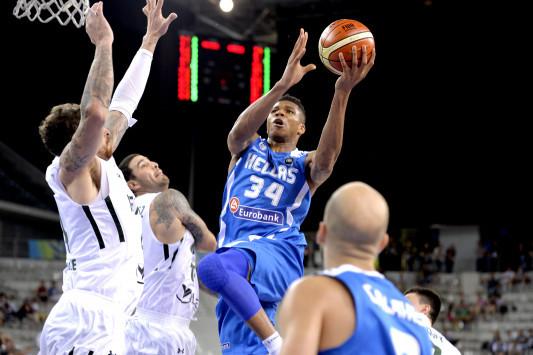 Eurobasket 2017: Το πρόγραμμα της εθνικής
