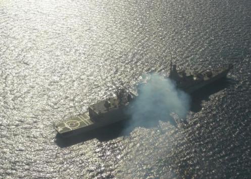 Αυτή είναι η άσκηση ετοιμότητας του Πολεμικού Ναυτικού! Πόσο έτοιμοι είμαστε να ''απαντήσουμε'' σε τυχόν προκλήσεις; [pics]