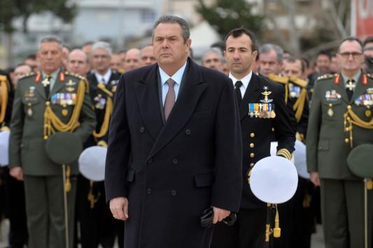 """Συνεχίζει να προκαλεί η Άγκυρα - """"Προβοκάτορας ο Καμμένος"""" λέει ο Τούρκος Υπουργός Άμυνας"""
