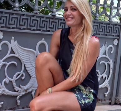 Tζούλια Παπαδοπούλου: Συγκλονίζει η blogger σύντροφος του Φ.Κρανιδιώτη με την περιγραφή της για τον καρκίνο!