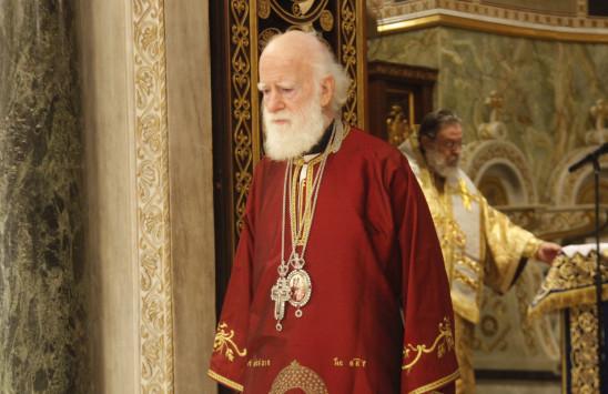 Κρήτη: Η ανακοίνωση για την κατάσταση της υγείας του Αρχιεπισκόπου Ειρηναίου