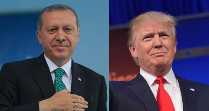 Επίθεση Ερντογάν στον Τραμπ
