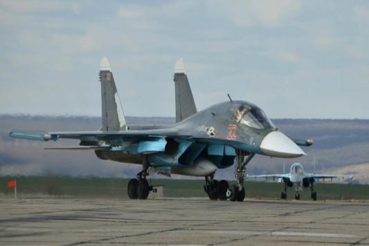 Ρωσικό μαχητικό βομβάρδισε κατά λάθος στρατώνα Τούρκων - 3 νεκροί και 11 τραυματίες
