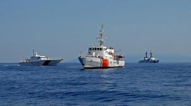 Νέες τουρκικές προκλήσεις: Τρία τουρκικά πλοία 1 μίλι από τη νήσο Παναγιά
