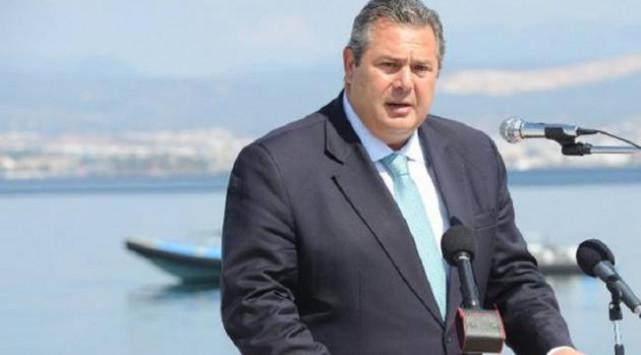 Νέο μήνυμα Καμμένου στην Άγκυρα: ''Καμία παραχώρηση εθνικής κυριαρχίας''