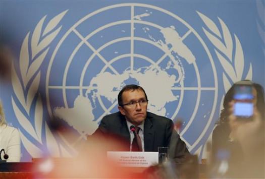 Κυπριακό - ΟΗΕ: `Αρπάξτε την ευκαιρία για ειρήνη`