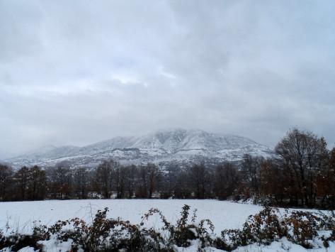 Καιρός: Πολύ κρύο και χιόνι και σήμερα
