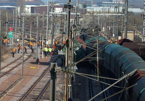 Σύγκρουση τρένων στο Λουξεμβούργο - Ένας νεκρός και 2 τραυματίες