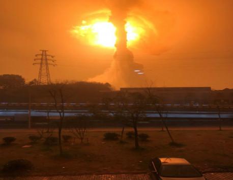 Μεγάλη έκρηξη στην Οκλαχόμα - Πολλοί τραυματίες