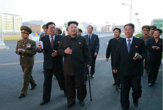Κιμ Γιονγκ Ουν καλεί… Τραμπ! Βορειοκορεάτες αξιωματούχοι στις ΗΠΑ