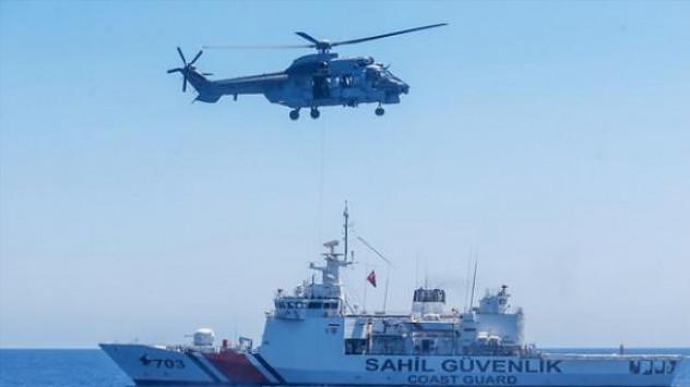 Προκαλούν οι Τούρκοι: Παρενοχλούν έρευνες για αγνοούμενο δύτη