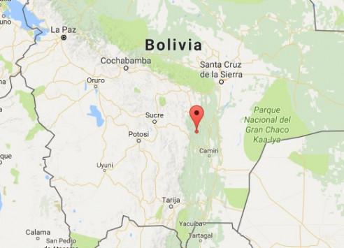 Σεισμός `μαμούθ` στη Βoλιβία - Αισθητός σε 3 πόλεις!
