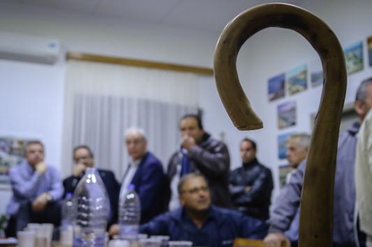 """Προετοιμάζουν την """"απόβαση"""" στην Αθήνα οι αγρότες της Κρήτης"""