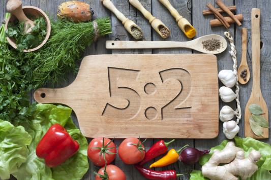 Δίαιτα 5:2 – Τι είναι, τι προσφέρει και πώς γίνεται
