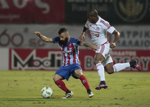 Ολυμπιακός - Πανιώνιος 0-1 ΤΕΛΙΚΟ