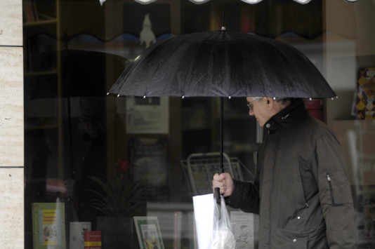 Καιρός: Βροχές και καταιγίδες και την Παρασκευή!