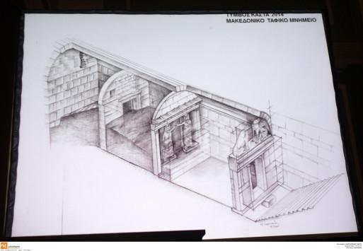 Αμφίπολη: Τα μυστικά του Τάφου – Το ραντάρ, οι κρύπτες και η ταυτότητα του νεκρού