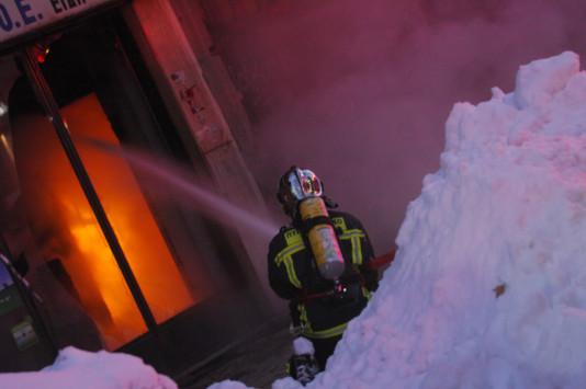 ΣτΕ: Αποζημίωση 600.000€ στην οικογένεια πυροσβέστη που σκοτώθηκε εν ώρα καθήκοντος