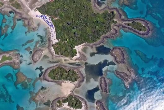 Οι Σεϋχέλλες της Ελλάδας. Τα άγνωστα νησάκια μία ανάσα από την Αθήνα