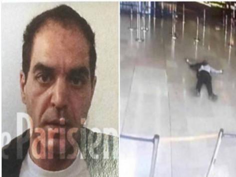 Αυτός είναι ο δράστης της επίθεσης στο Ορλί! `Ριζοσπαστικοποιημένος μουσουλμάνος`