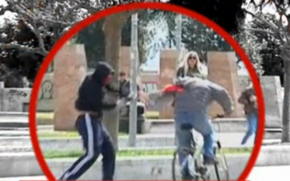 Θεσσαλονίκη: Έτσι ξεκίνησαν τα επεισόδια αντιεξουσιαστών με εθνικιστές - Το πρώτο χτύπημα, τα χημικά και οι συλλήψεις [pics, vids]