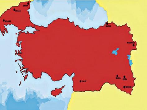 Νέο αμόκ Ερντογάν! `Πατρίδα μας δυτική Θράκη, νησιά Αιγαίου, Κύπρος`!