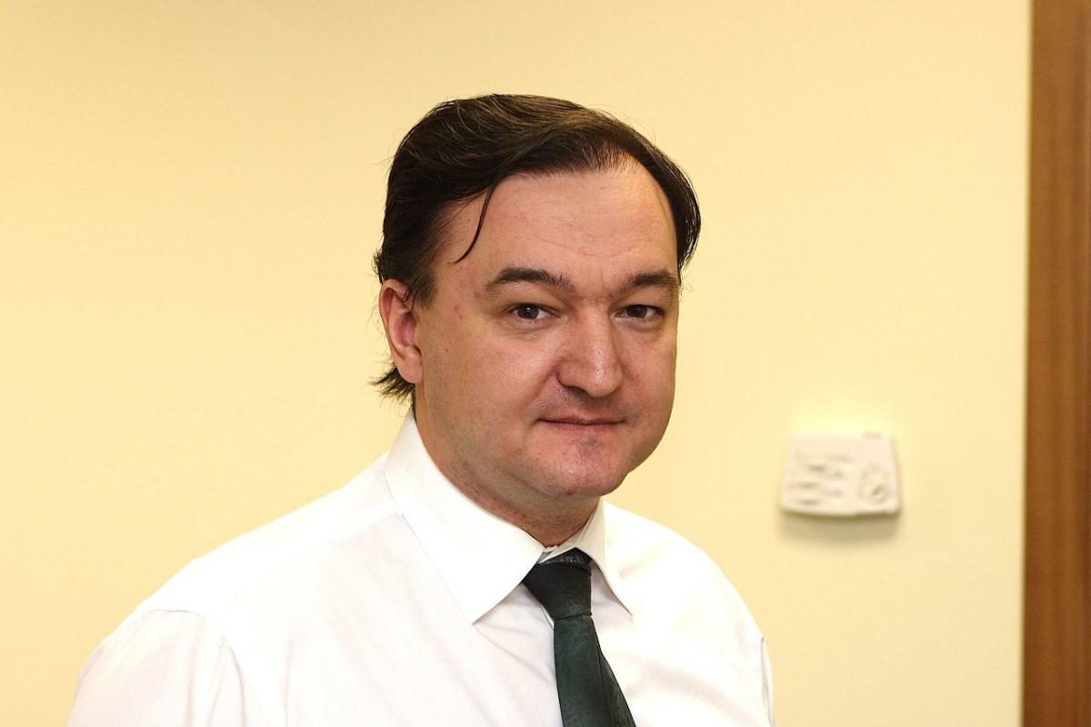 Ο Σεργκέι Μαγκνίτσκι