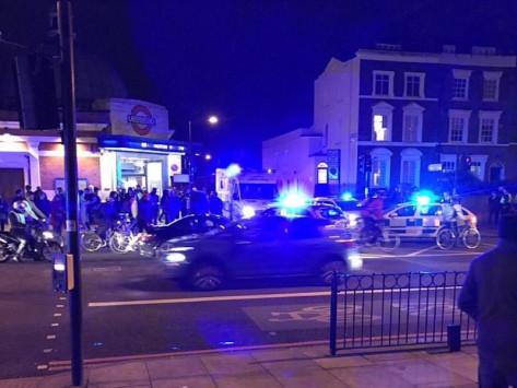 Λονδίνο Live: Νέος συναγερμός σε σταθμό του μετρό!