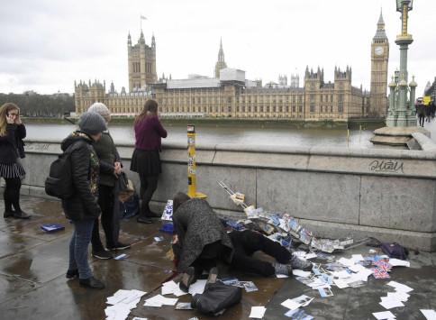 Επίθεση στο Λονδίνο: Η εθνική Αγγλίας στο πλευρό των θυμάτων